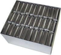 Knallbonbon 50er-Box, silber