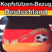 Kopfstützenbezug Deutschland Champions 1er