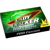 Lady-Cracker, 700er Schachtel