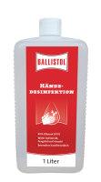 Ballistol Hände Desinfektion, 1 Liter Flasche