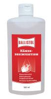 Ballistol Hände Desinfektion, 500 ml Flasche