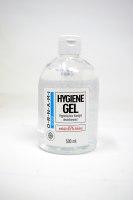 ORNAMI HYGIENIC Hygienegel 500 ml Flasche