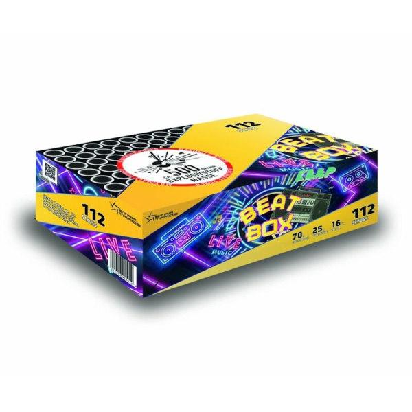 Beatbox, 112-Schuss Batterie
