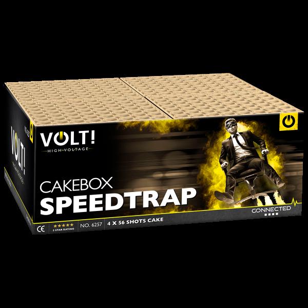 Speedtrap, 224-Schuss 4er-MEGA-Verbund