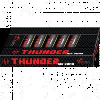 Thunder Air Bomb, 8er Bombenrohre
