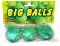 Big Balls, drei große Cracklingbälle