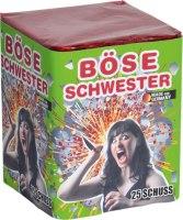 Böse Schwester 25-Schuss Batterie