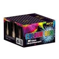 Colour Box, 100-Schuss Batterie