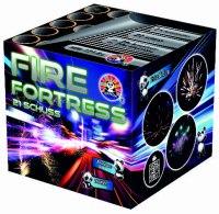 Fire Fortress, 21-Schuss Batterie