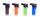 Gasbrenner Feuerzeug transp. im 12er Display