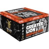 Greater Lion, 144-Schuss 4er-Verbund in Display Box