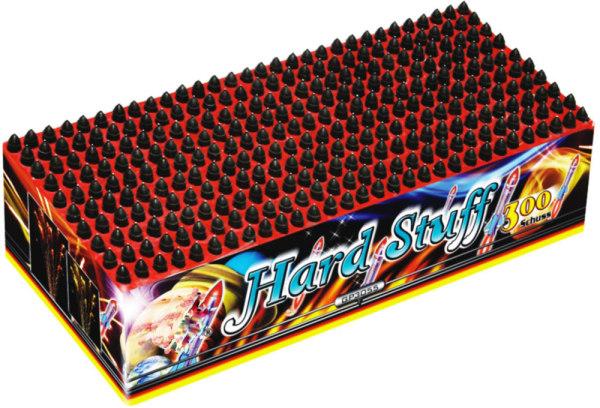 Hard Stuff 300-Schuss Pfeif-Batterie, 80 Sekunden